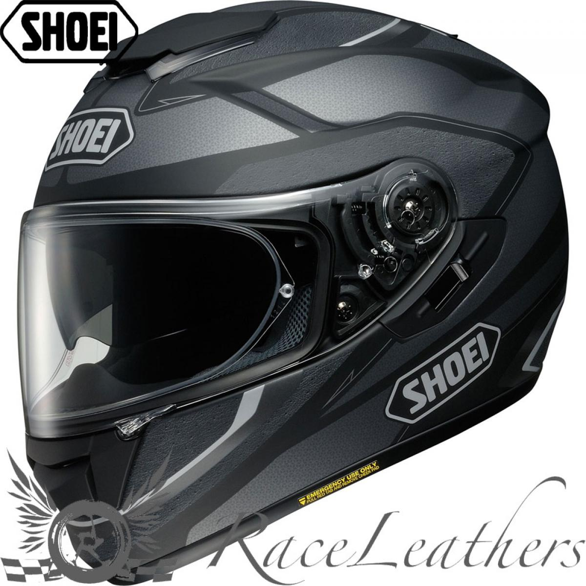 Shoei Gt Air Swayer Tc5 Gris Noir Casque Moto Gratuit Pinlock Ebay